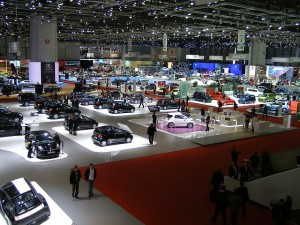 Salon automobile Geneve 2018