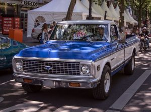 Pick-Up Chevrolet