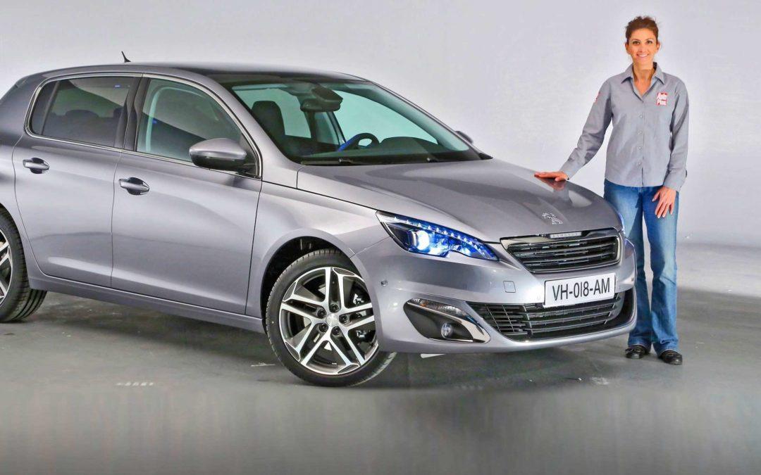 La Peugeot 308 : pourquoi est-ce une belle voiture d'occasion ?