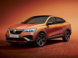 Nouveau Renault Arkana de 140 ch